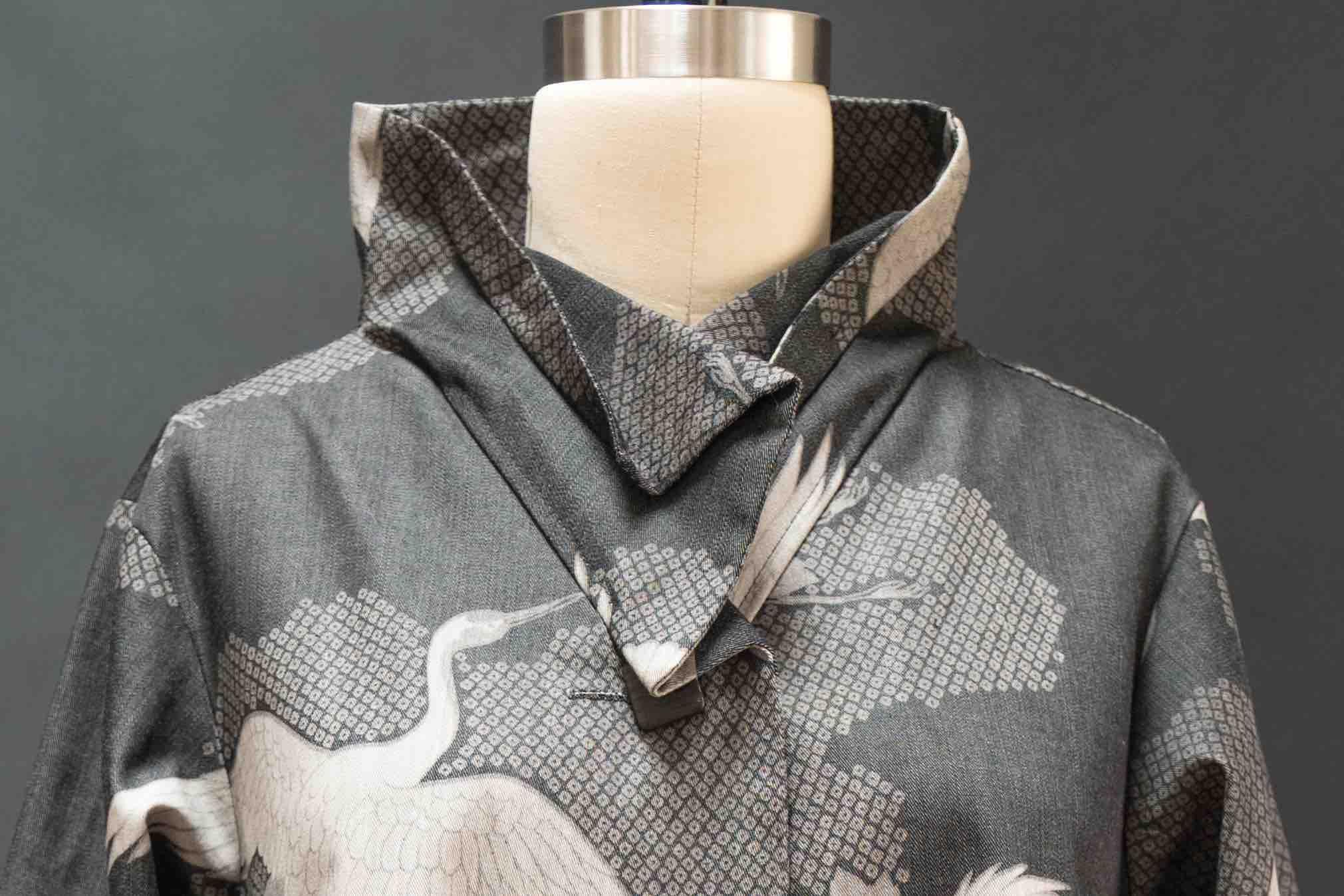 Vogue Patterns fashion designer Marcy Tilton shares sewing tips for her Duster Coat design V9352.