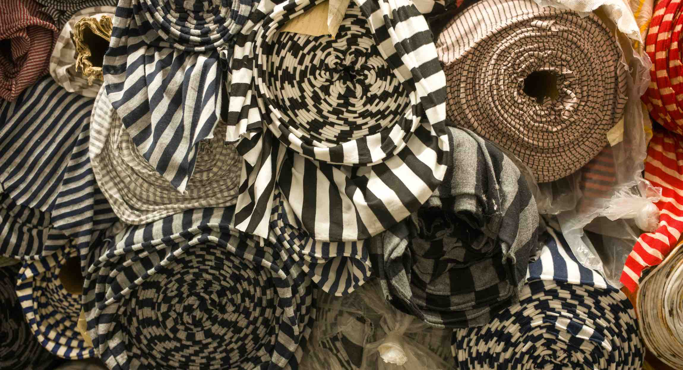 Marcy Tilton answers the two most common questions about buying fabric.