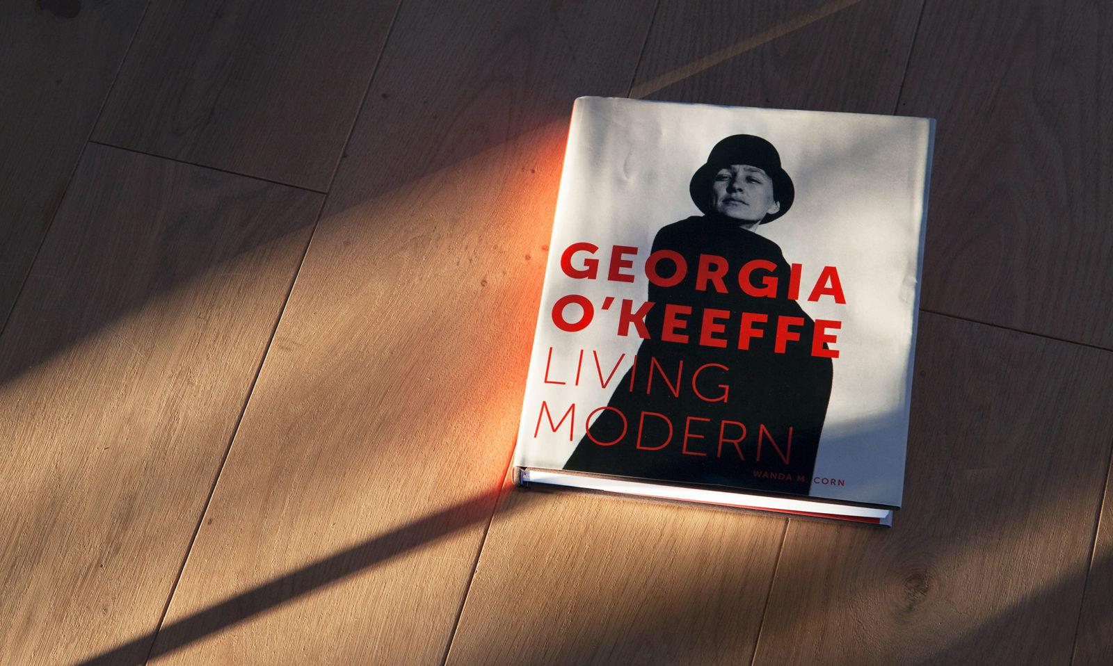 Vogue Patterns fashion designer Marcy Tilton explores the fashion of Georgia O'Keefe.