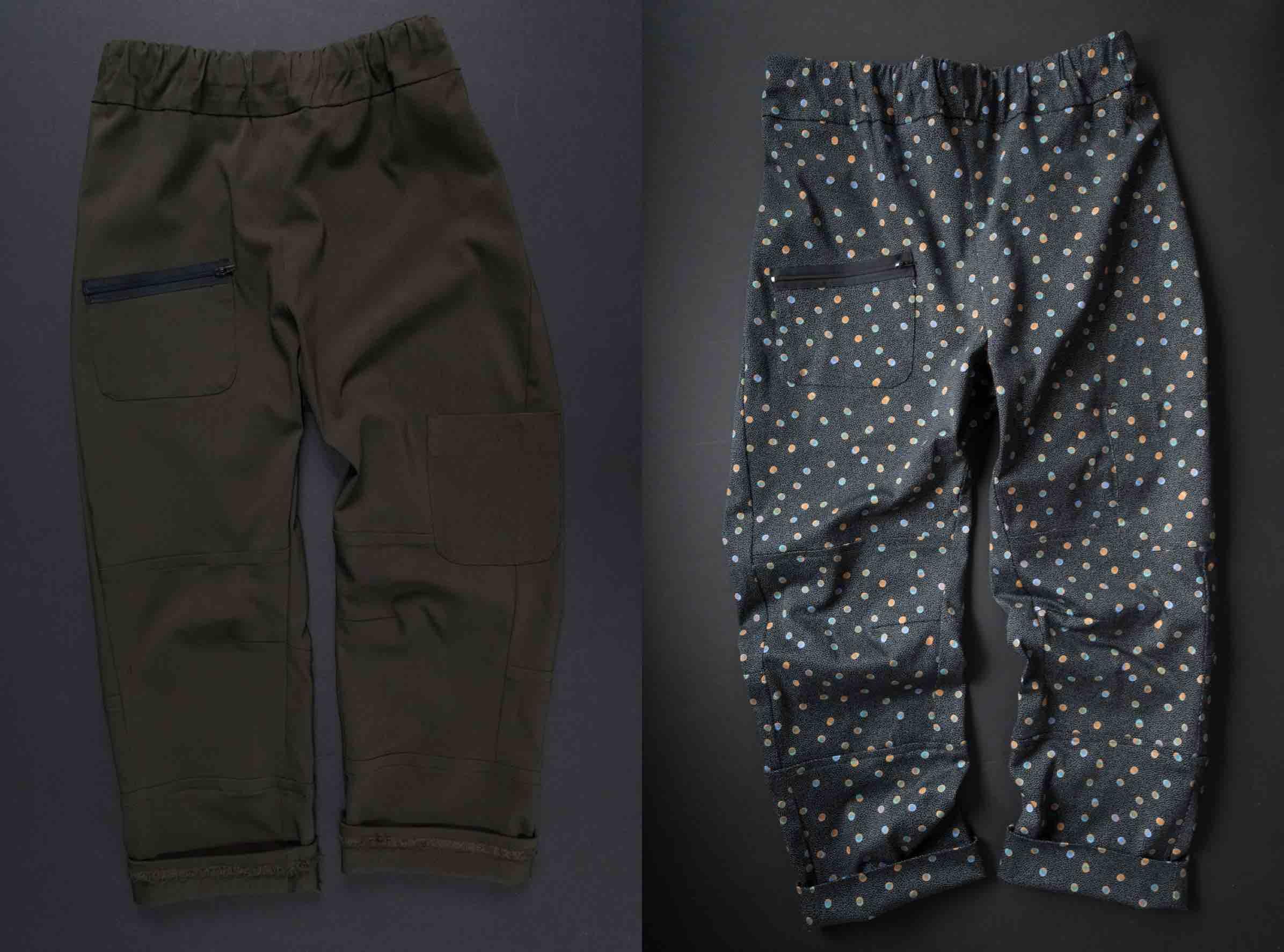 Vogue Patterns fashion designer Marcy Tilton shares sewing tips for her pant pattern design V9303.